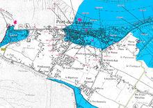 port des barques expertise des zones de solidarit 233 xynthia wikhydro